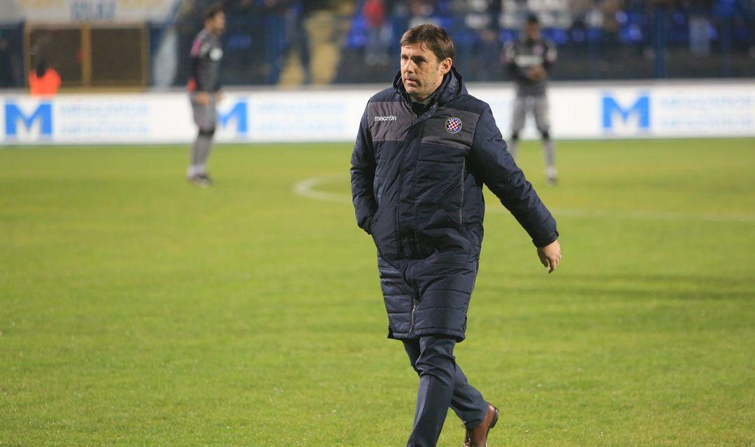 Preokret u Dinamu: Stiže bivši trener Hajduka