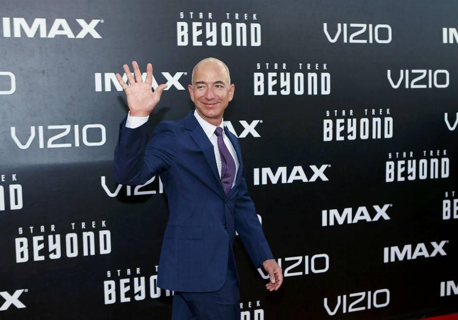 Osnivač Amazona Jeff Bezos u jednom danu bogatiji za 6,3 milijarde dolara