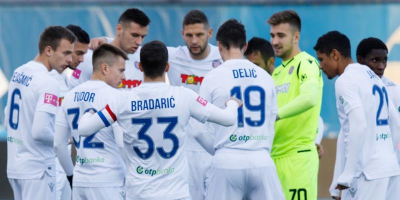 DOGOVOR NA POLJUDU | Svi igrači Hajduka pristali na smanjenje plaće