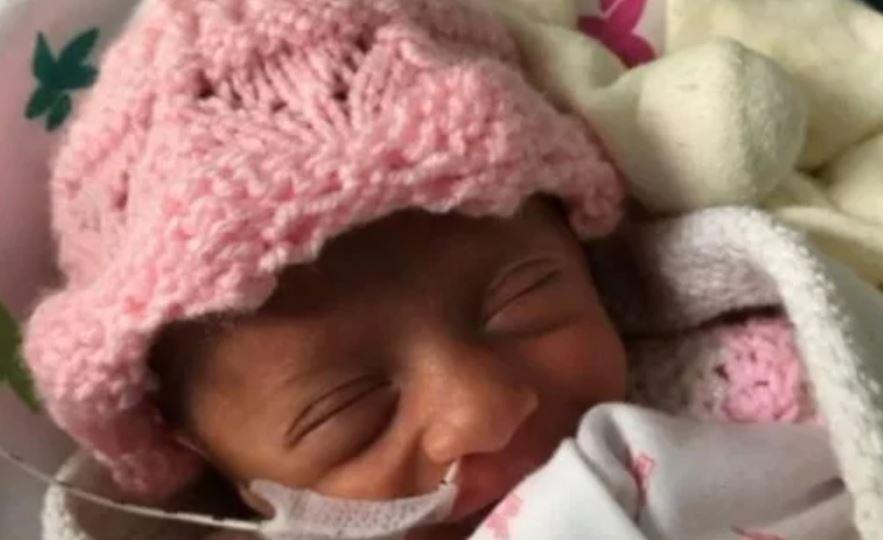 Ovaj mali anđeo, rođen osam tjedana prerano, uspio je preboljeti koronu!