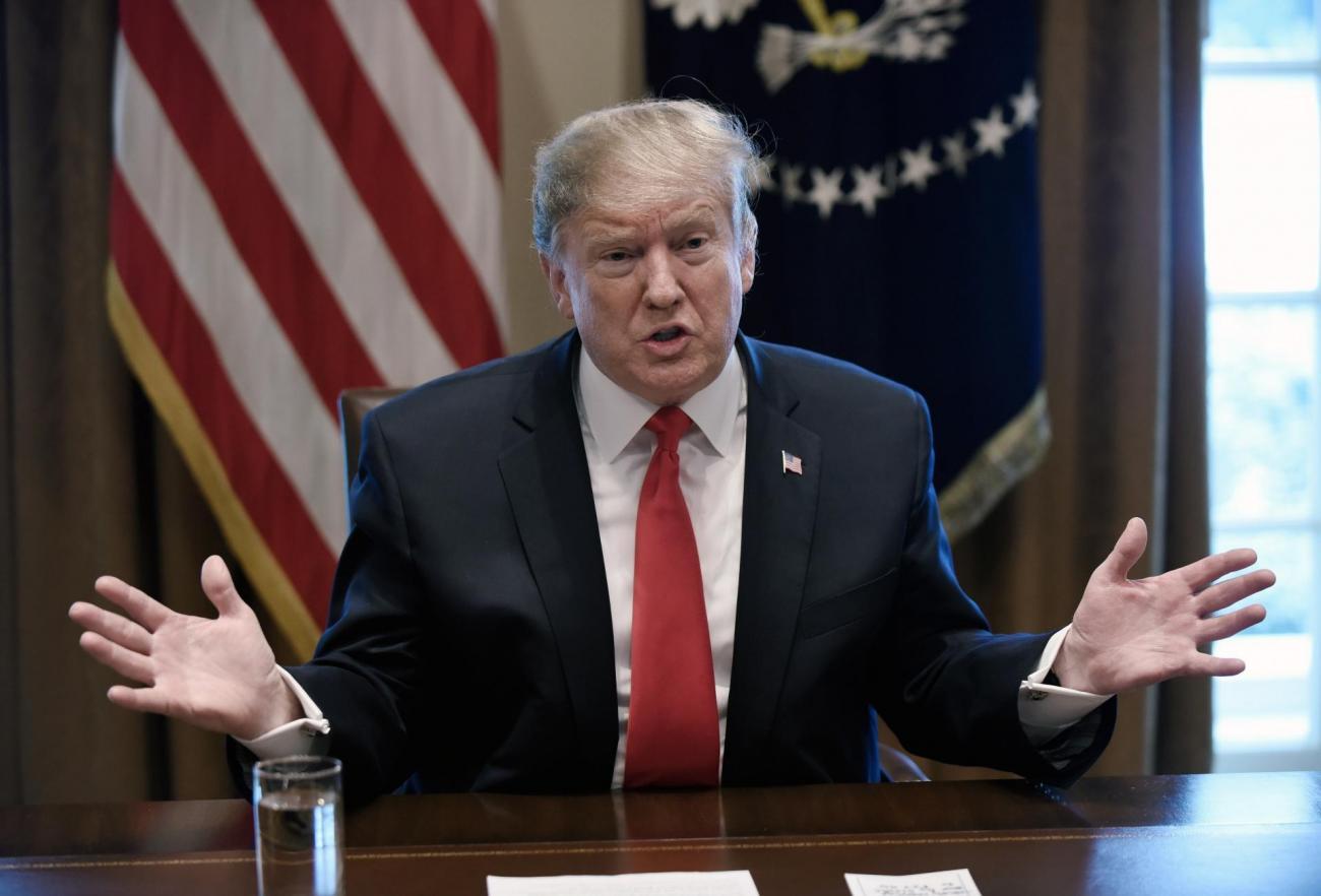 Trump: SAD će ANTIFA-u proglasiti terorističkom organizacijom