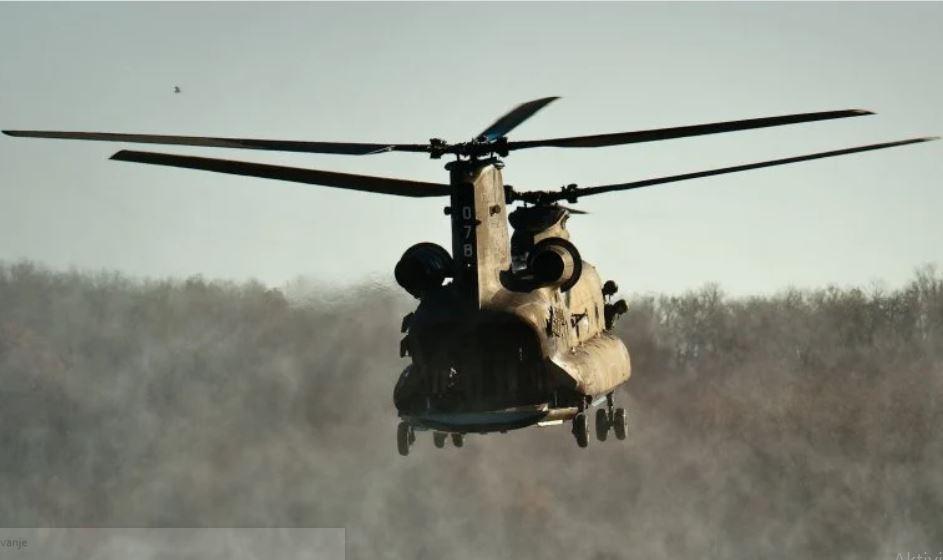 Stravična helikopterska nesreća, poginula vojnikinja