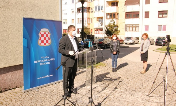 Vlada HBŽ-a čestitala Bajram