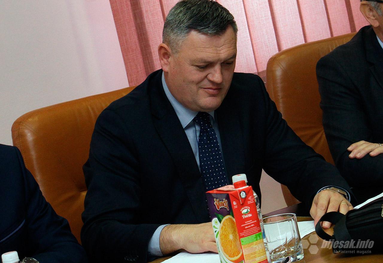 Hrvatski i izraelski veleposlanik u srijedu s Vukadinom