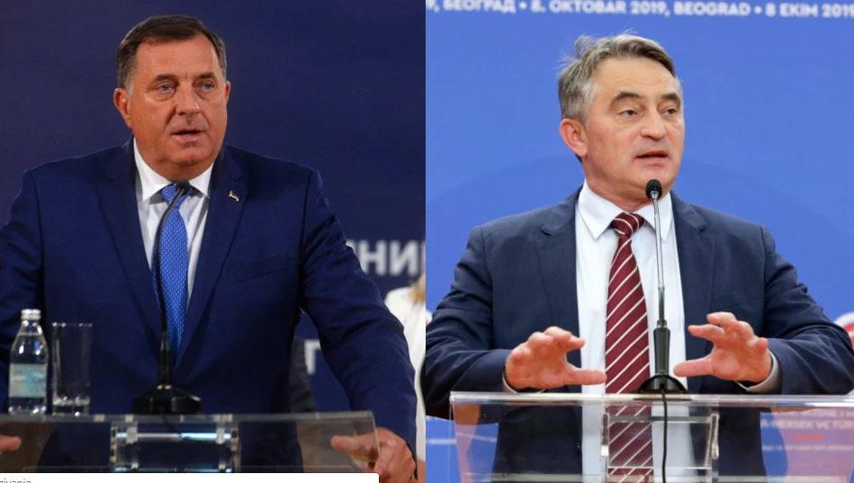 Dodik poručio Komšiću: Prevarom Hrvata postao si član Predsjedništva