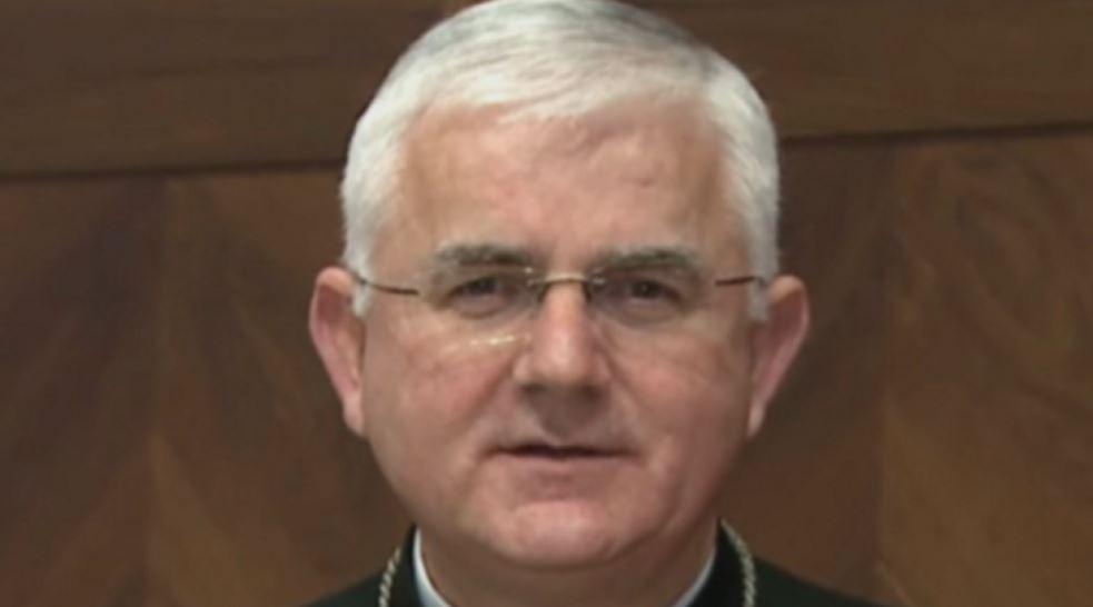 Biskup Uzinić pandemiju usporedio s rušenjem babilonske kule