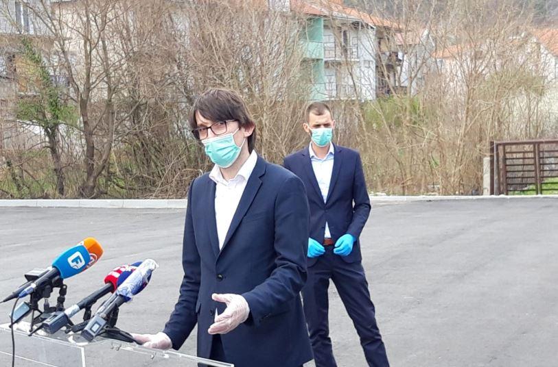 Četiri nova slučaja koronavirusa u ZHŽ-u, svi u Širokom Brijegu