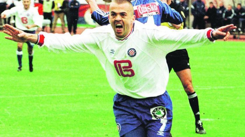 """""""Ronaldo iz Turčinovića"""" se prisjetio legendarnog gola Dinamu: Bio je kao na treningu, a slavlje s Torcidom zauvijek pamtim!"""