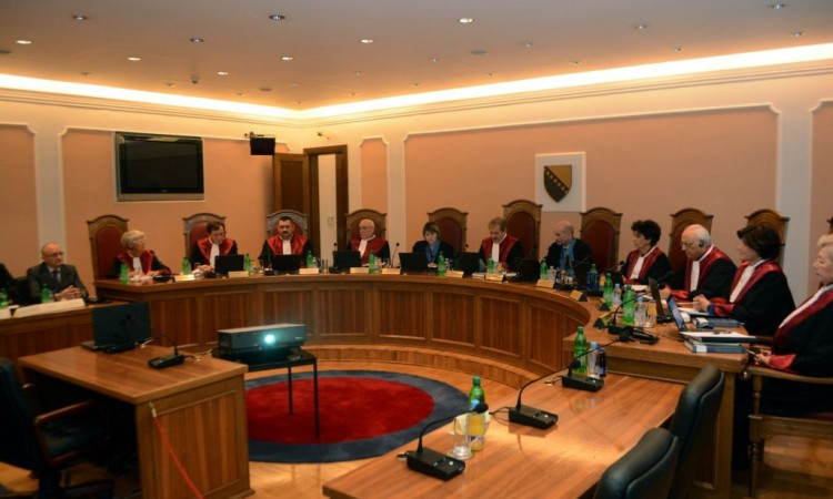 SNSD uputio inicijativu Ustavnom sudu BiH za ocjenu odluke SIP-a