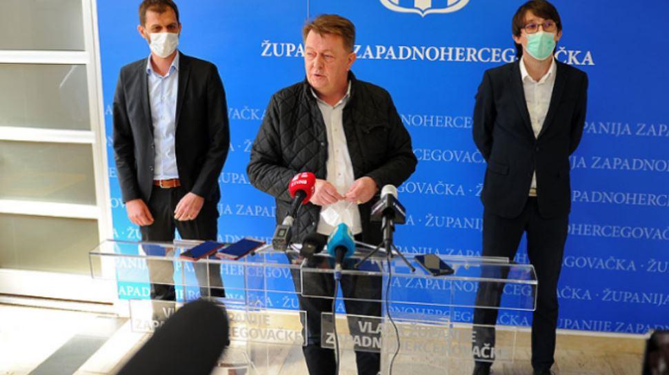 Ukinuta zabrana kretanja u Zapadnohercegovačkoj županiji