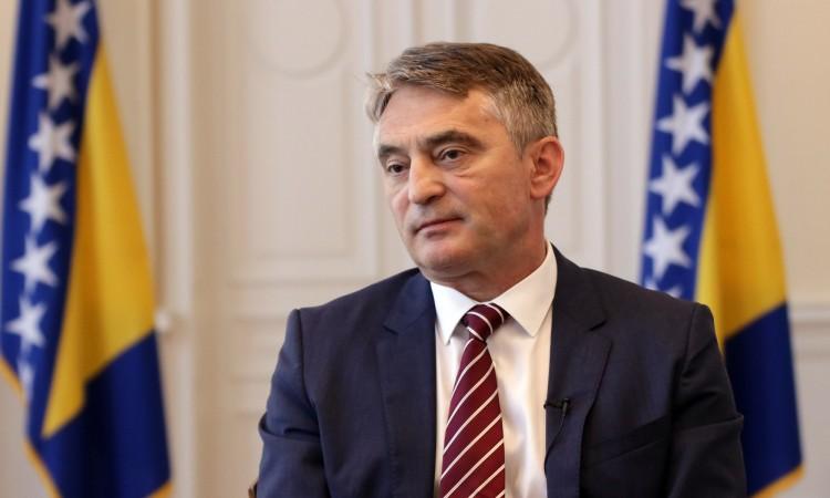 Milović pokazao razumijevanje za Komšića: Ne brini, presjedniće…