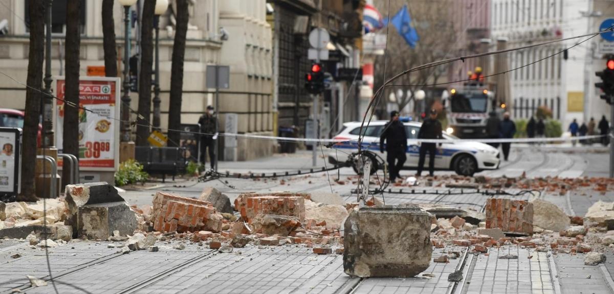 Potres uzdrmao zgrade, ljudi su masovno pohrlili na ulice