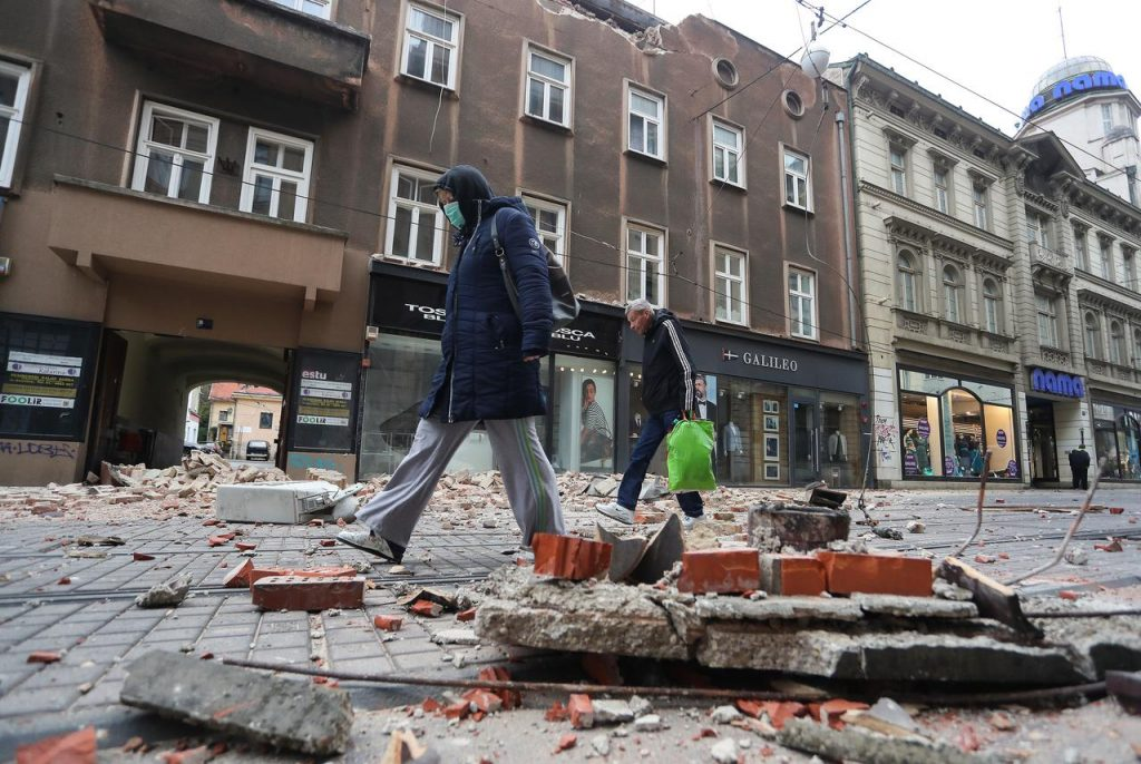 Skoro mjesec dana od potresa Zagrepčani su prepušteni sami sebi: Ovo je sramota