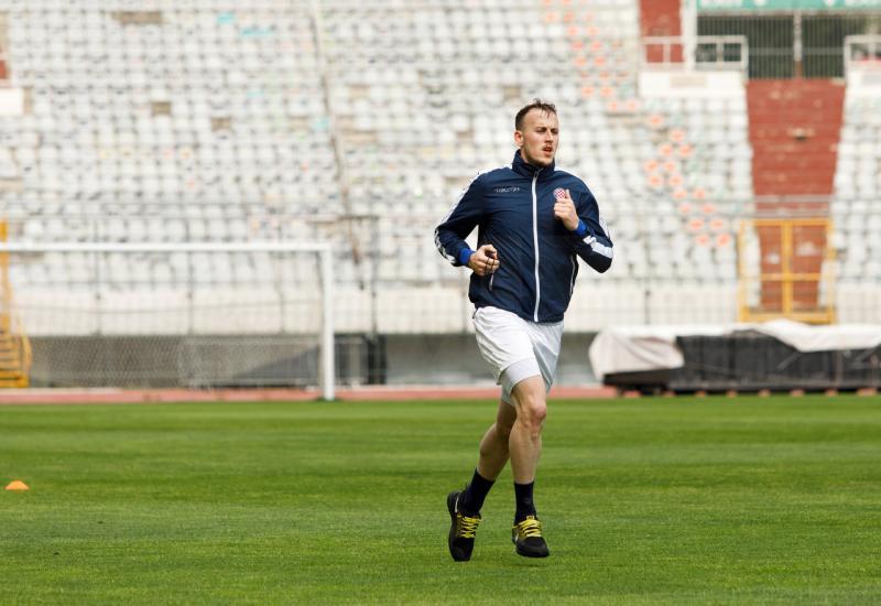 Nogometaši Hajduka vratili se treninzima