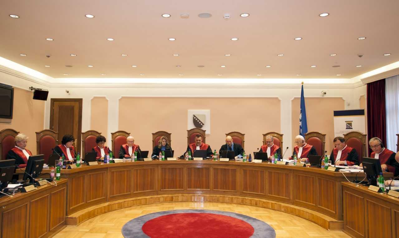 Njemica stupila na dužnost međunarodne sutkinje u Ustavnom sudu BiH
