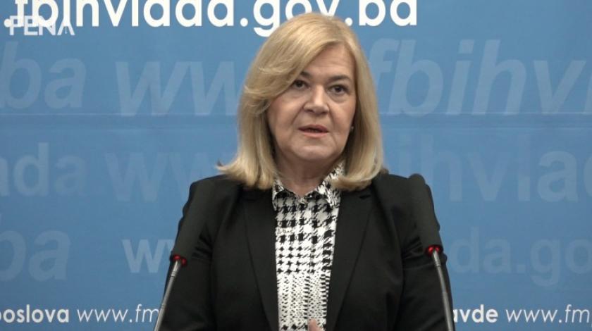 Novalić kaže da Jelka Milićević neće biti na idućoj sjednici Vlade FBiH