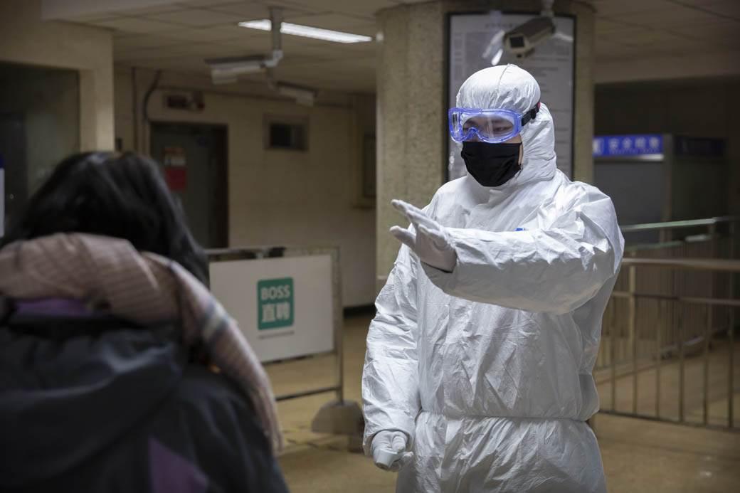 U Kini novi slučajevi zaraze koronavirusa
