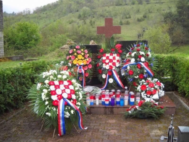 Na današnji dan, prije 27 godina, pripadnici Armije BiH počinili strašni  ratni zločin nad Hrvatima u selu Trusina kod Konjica