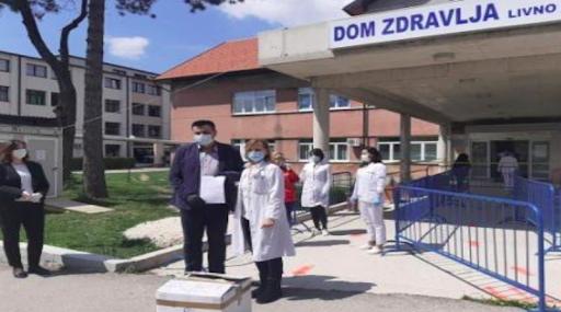 Grad Livno donirao defibrilator i EKG aparat Domu zdravlja
