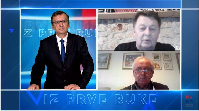 Ćosić: Cilj je diskriminirati Hrvate iz političkih razloga kako bi dizajnirali BiH bez njih!