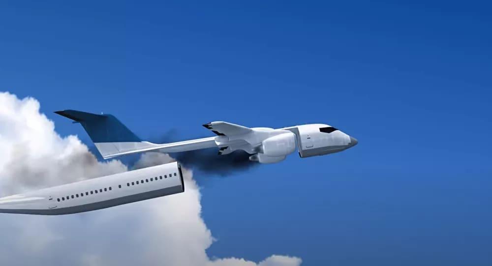 Avion bi pao, a putnici bi preživjeli: Izum koji bi mogao promijeniti budućnost avionskih nesreća