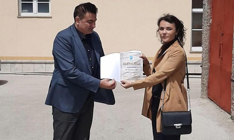 Gradu Livnu uručena vrijedna donacija medicinske opreme