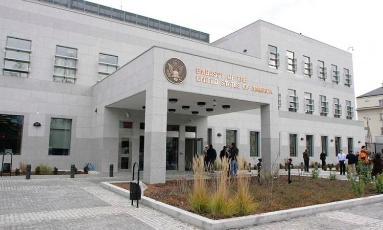Veleposlanstvo SAD-a u BiH