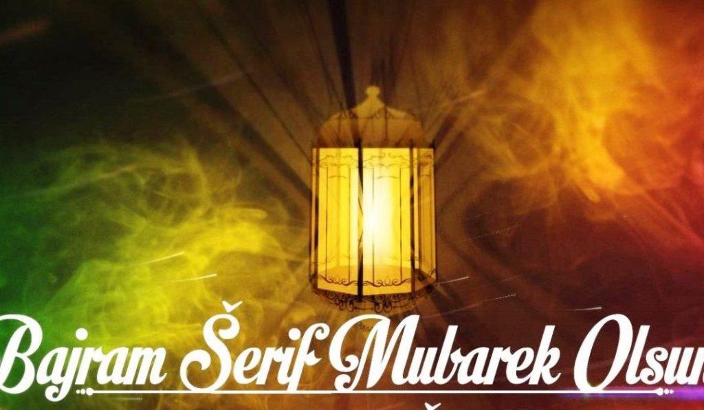 """Muslimani danas čestitaju rečenicom """"Bajram šerif mubarek olsun"""". Evo što to znači"""