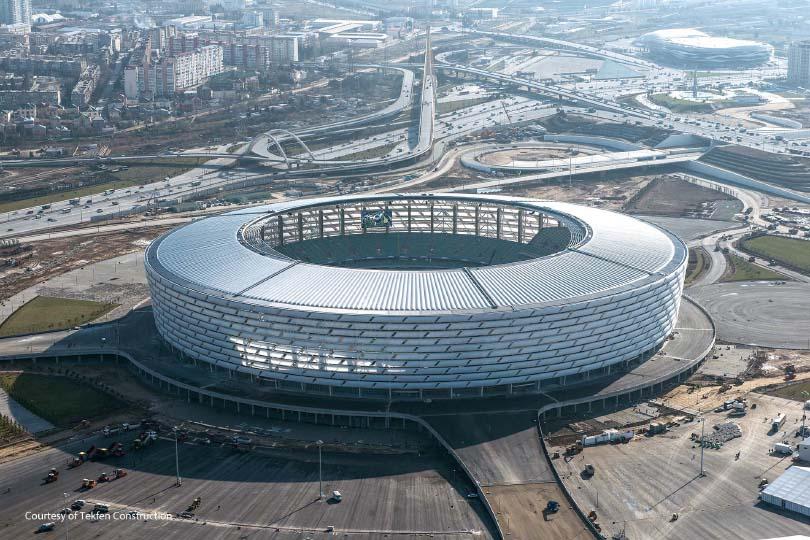 Baku odlučio hoće li ostati jedan od domaćina Eura