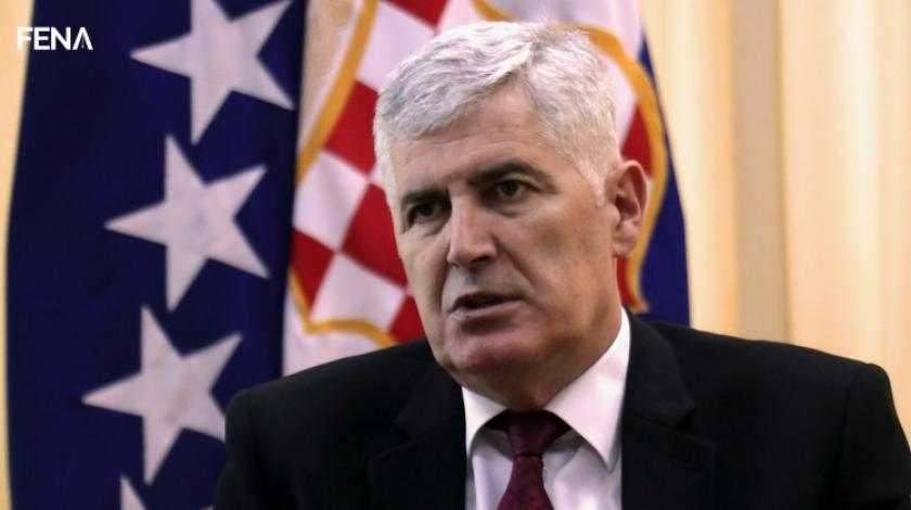 Čović: Održati zajedničko djelovanje, ali bez uzurpacije pozicija kao one u Predsjedništvu