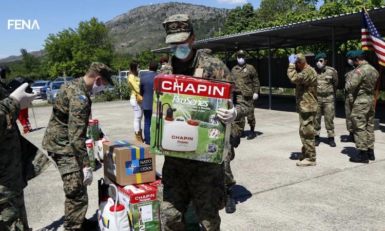 Američko veleposlanstvo uručilo donaciju domovima zdravlja