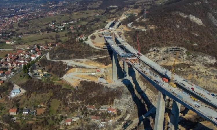 Autoceste FBiH: Incident u Prćavcima nije povezan s izgradnjom autoputa