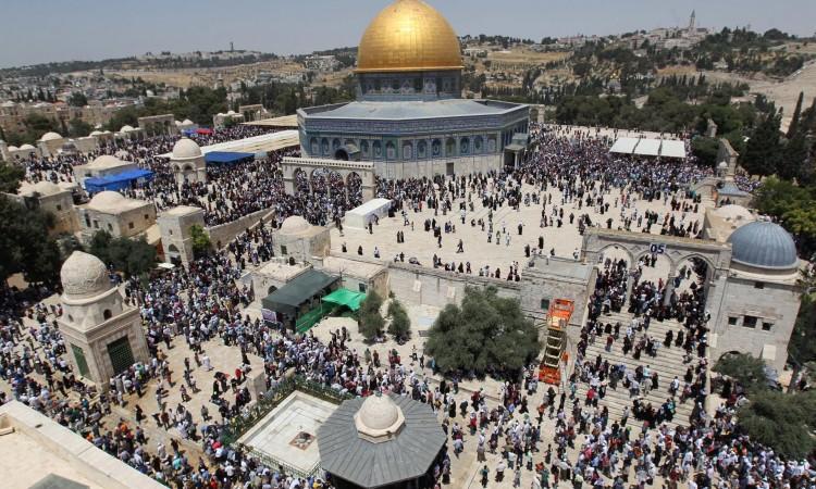 Džamija Al-Aqsa opet otvorena za vjernike i turiste