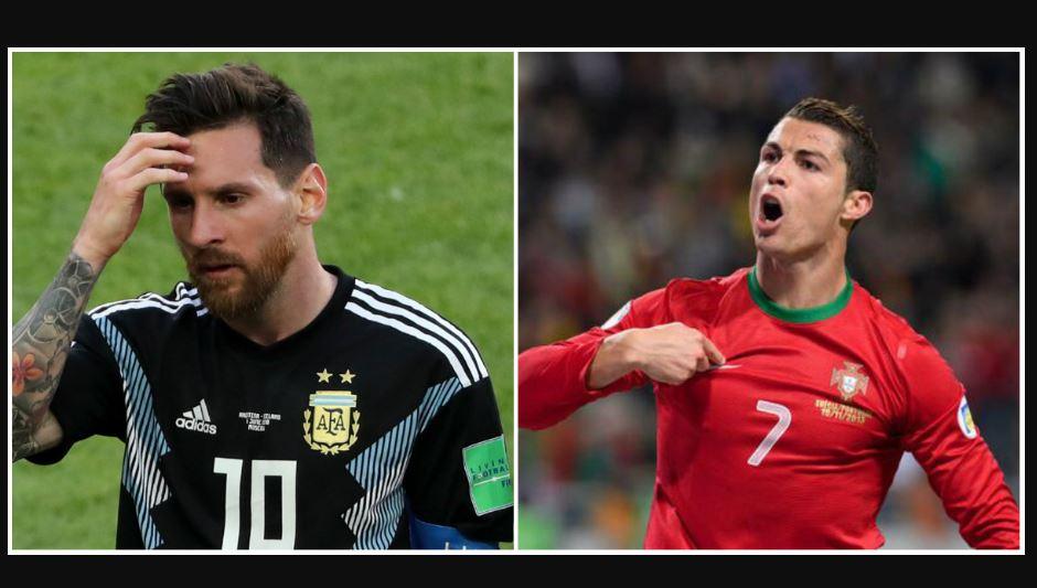 Tko je bolji, Messi ili Ronaldo?