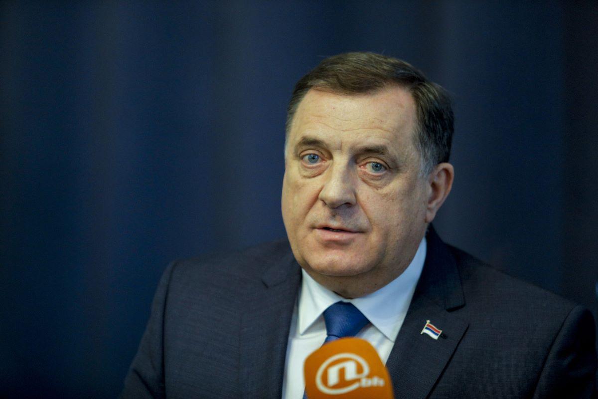 """Dodik: """"Ustavni sud je monstrum institucija koja će doći glave cijeloj BiH"""""""