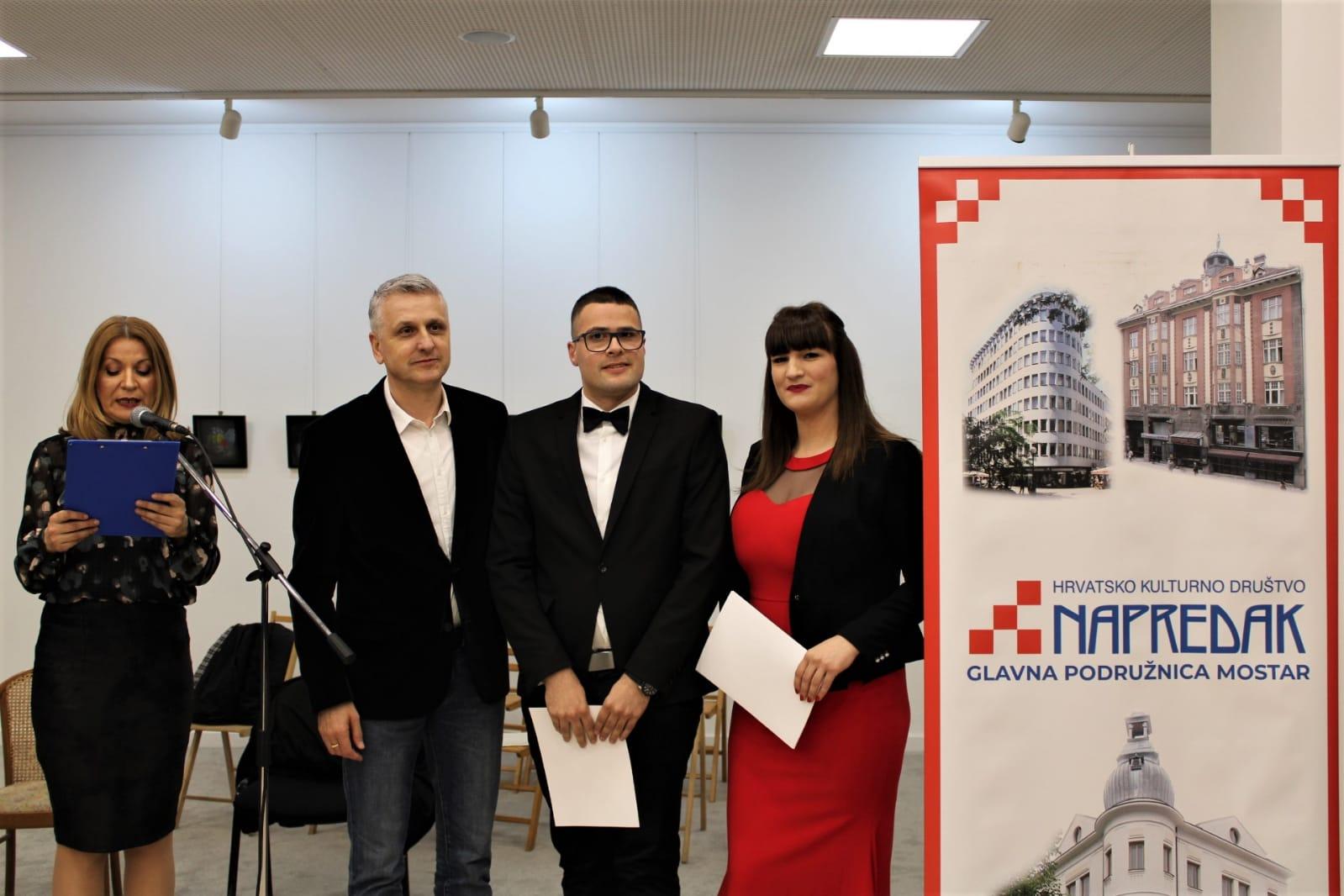 Mostarski Napredak čestitao Dan državnosti Republici Hrvatskoj