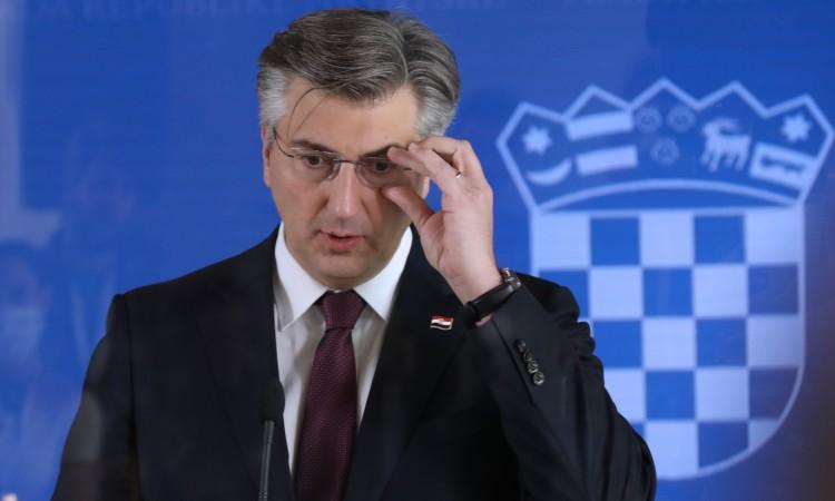 Plenković najavio važne odluke kad je u pitanju Hrvatska i prelazak granice