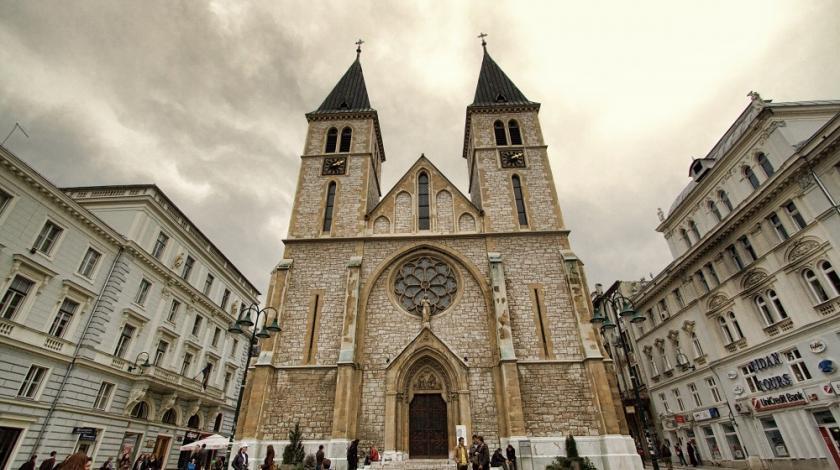 Uživo na Bild.ba: Pratite misu iz katedrale u Sarajevu