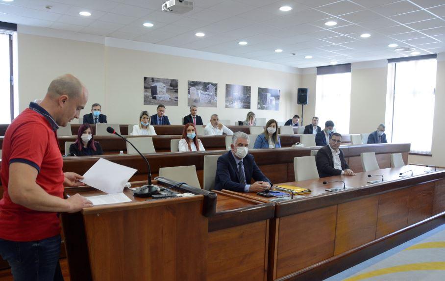 Skupština HNŽ-a razmatra rebalans proračuna za 2020.