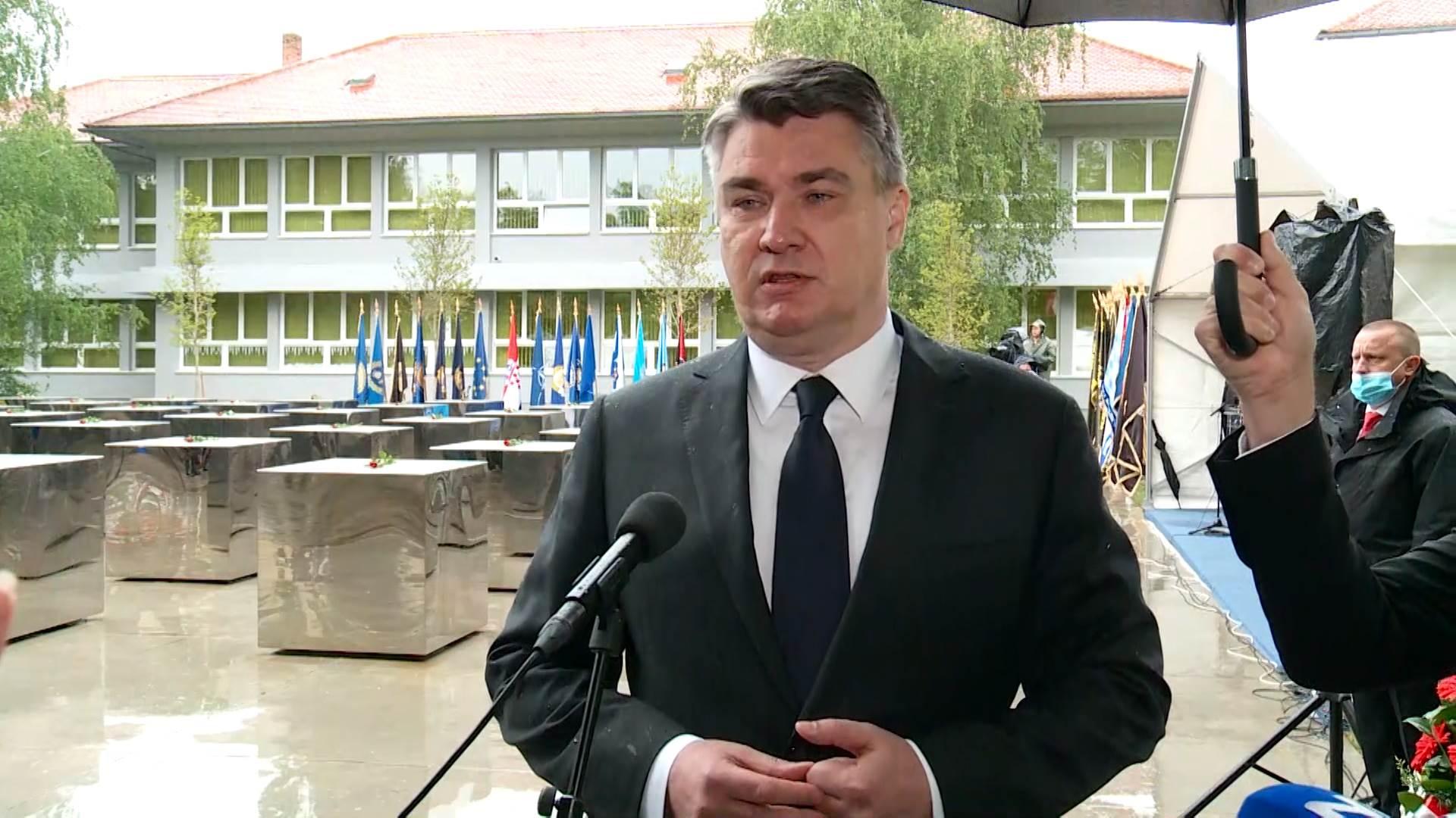 Milanović se oglasio o incidentu: Nekada neke stvari morate reći jasno!