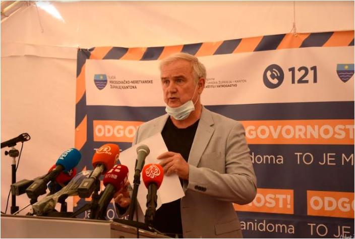 Epidemiološka situacija u HNŽ-u povoljna, ali nema opuštanja
