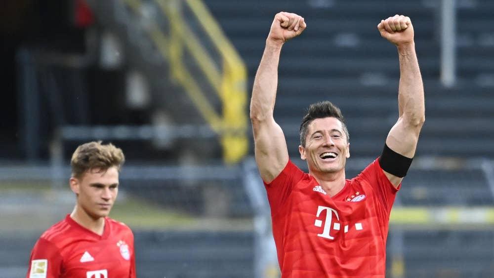 Nogometna čarolija: Bayern na korak do titule prvaka