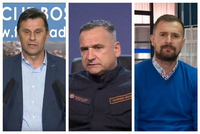 Hoće li u zatvor: Počelo ročište Novaliću, Solaku i Hodžiću
