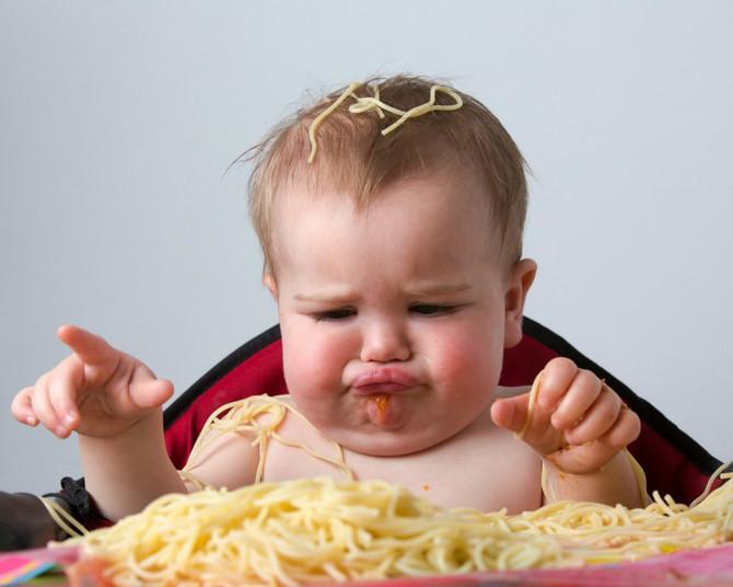 Bebe do godine ne bi smjele jesti ove namirnice