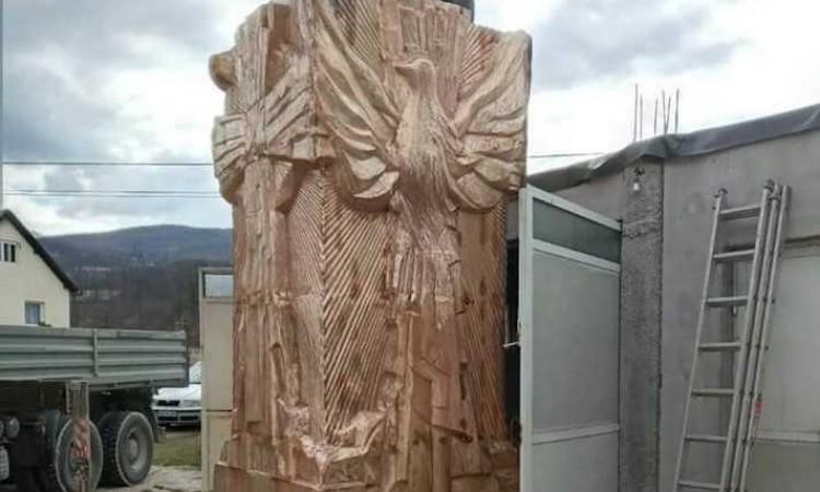Kupres uskoro dobiva spomenik hrvatskim braniteljima