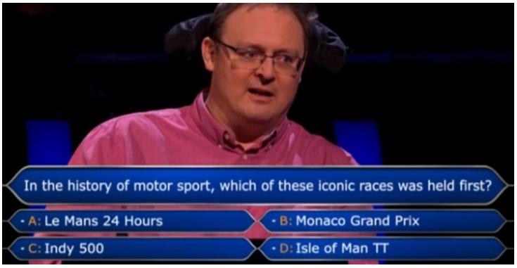 Muškarac odustao na zadnjem pitanju u Milijunašu, znate li vi točan odgovor?