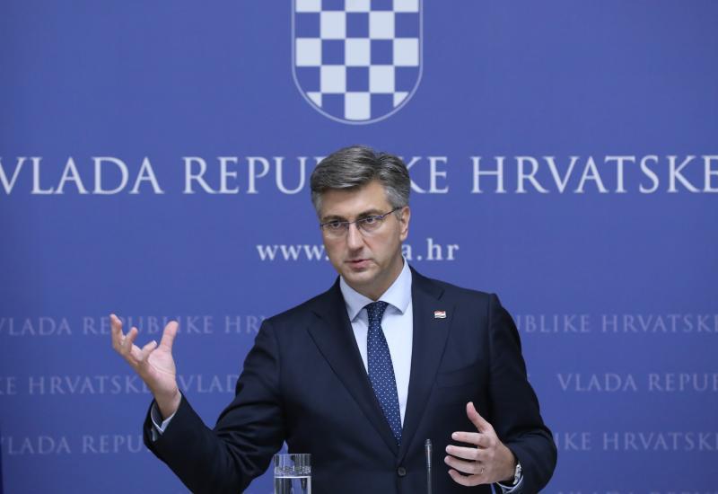 Plenković raspušta Hrvatski sabor