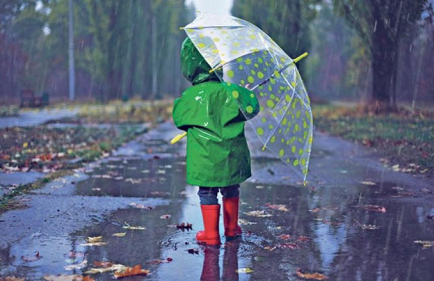 Sljedećih dana u BiH oblačno s kišom, u četvrtak razvedravanje