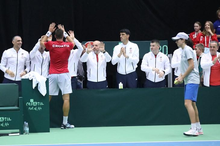 Madrid: Završni turnir Davis Cupa igrat će se u novom terminu