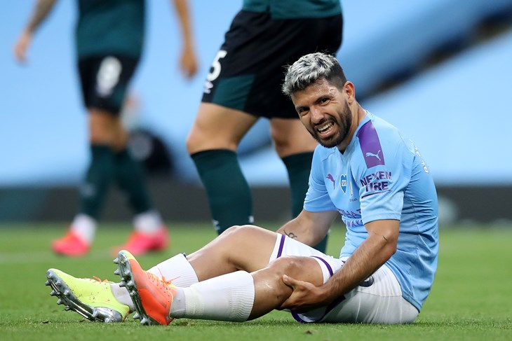Sergio Aguero u četvrtak ide na operaciju koljena